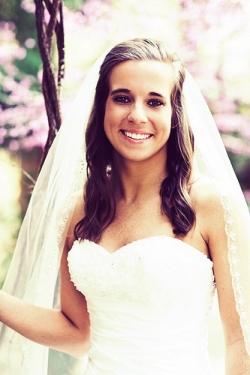 Braut mit Schleier, [lauren nelson] @Flickr
